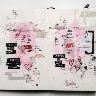 positiv journal   : art journal, sujet 1