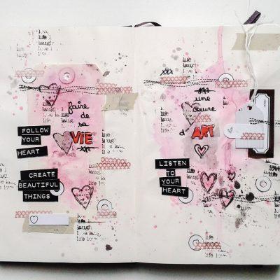 positiv journal   : art journal, sujet 1