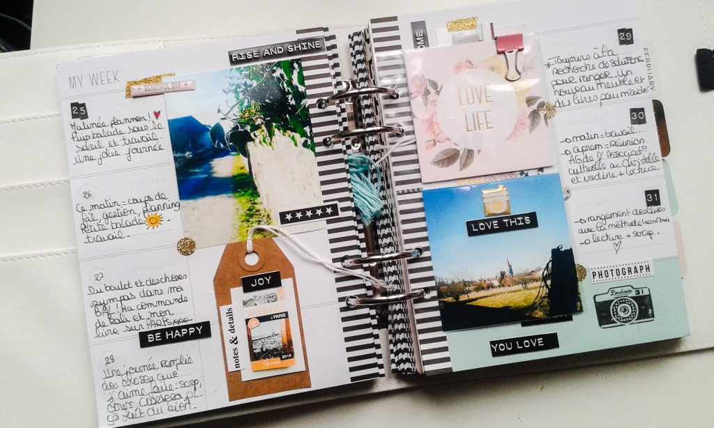 page memory planner 1