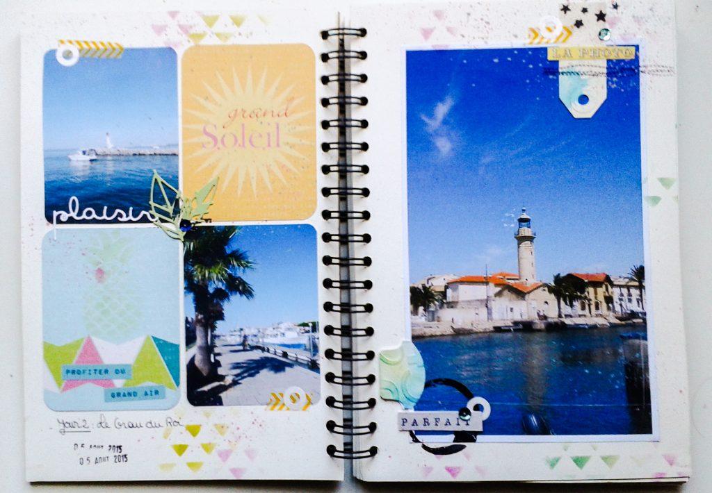 mini carnet de voyage