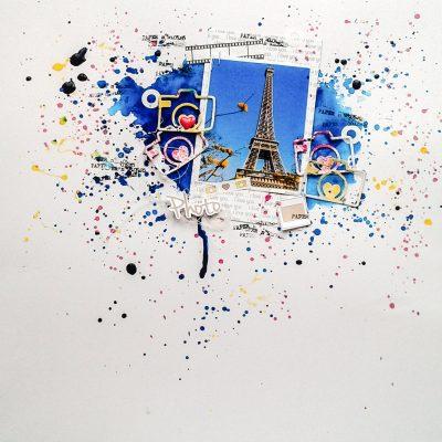 Paris! pour Graffiti Girl