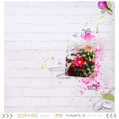 Pour Simply Graphic…