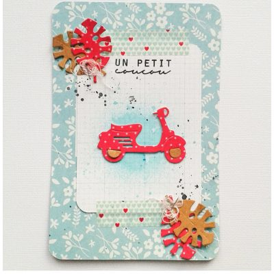 un duo de cartes pour Simply Graphic!