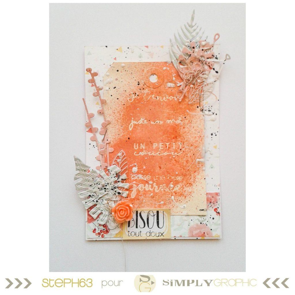 carte pour simply graphic