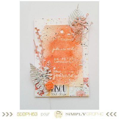 une carte pour Simply Graphic!