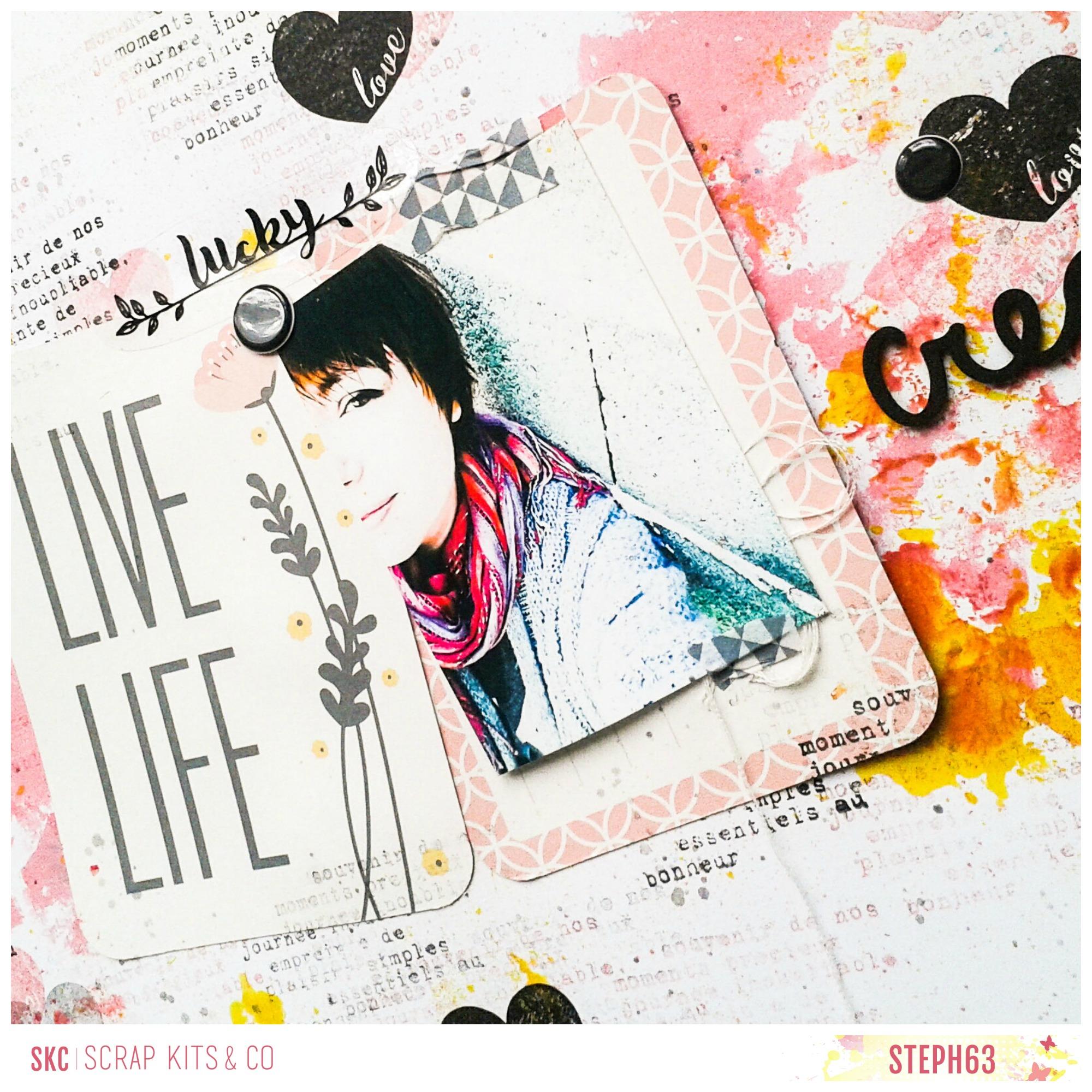 life, live, create
