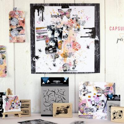 """""""Ma vie de créative"""", Capsule de mars pour Florilèges Design"""