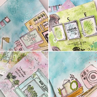 atelier art journal