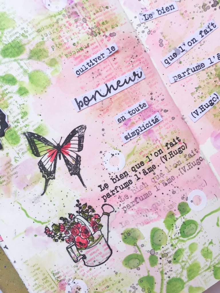 tutoriel art journal