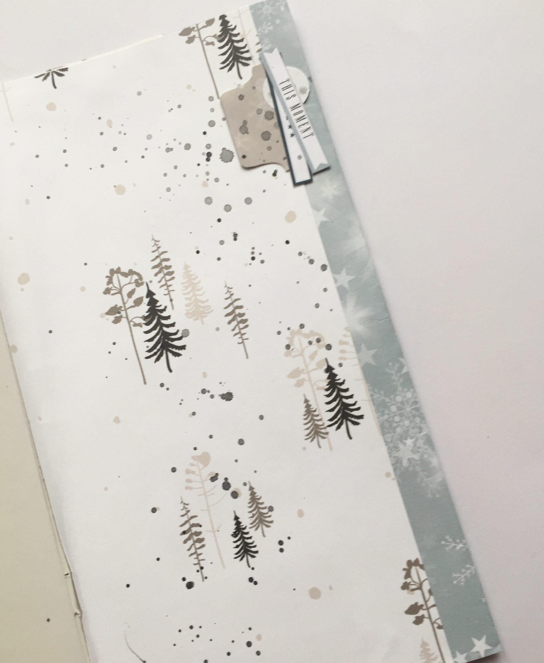 traveler notebook mon bric  à scrap