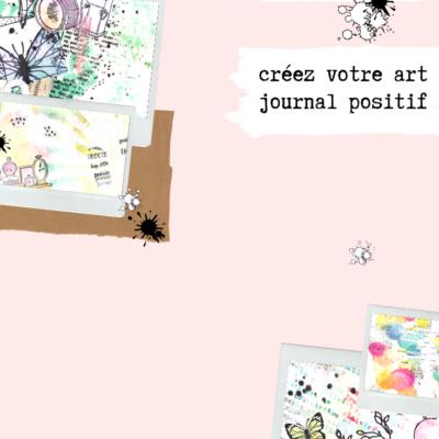 Atelier en ligne art journal